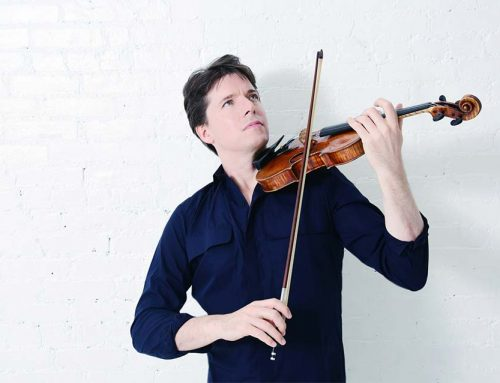 Joshua Bell, violin, Sam Haywood, Piano