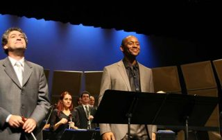 Branford Marsalis, saxophone (October)