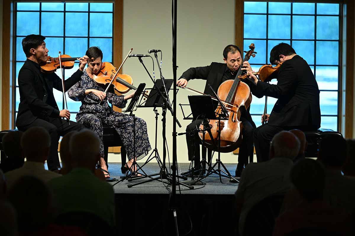 Parker Quartet