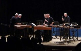 NEXUS, percussion ensemble