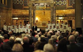 Vienna Boys Choir (November)