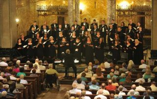 Dale Warland and Festival Chorale