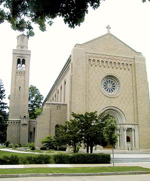 Chapel Saint Mary Angels