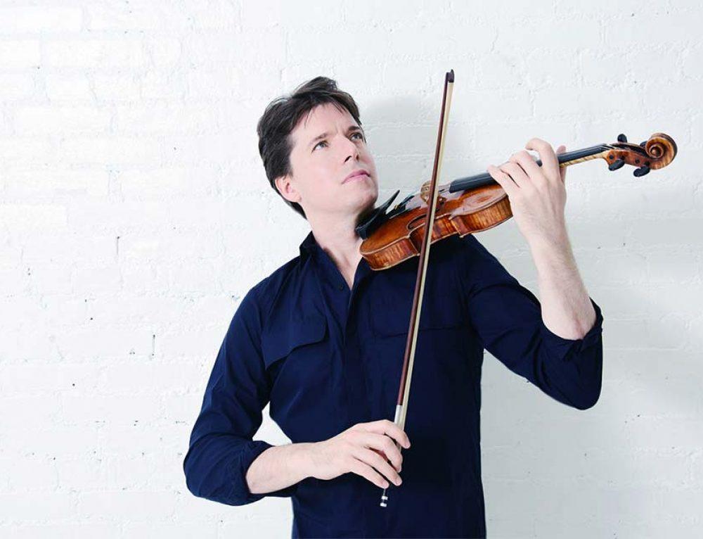 Joshua Bell, violin, Sam Haywood, Piano