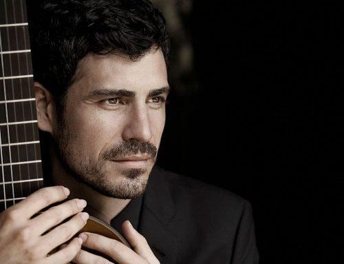 Pablo Sáinz Villegas, Guitar